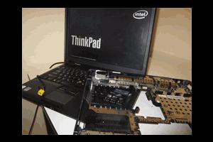 تعویض و تعمیر قاب لپ تاپ لنوو