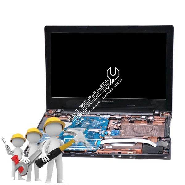 تعمیرات تخصصی لپ تاپ لنوو