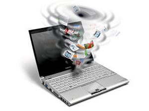 بازیابی اطلاعات لپ تاپ