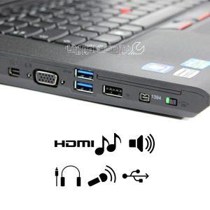 پورت های لپ تاپ