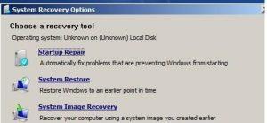 بازیابی رمز ویندوز از طریق Restore Point سیستم