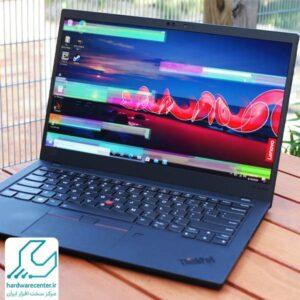 تغییر رنگ صفحه مانیتور لپ تاپ لنوو