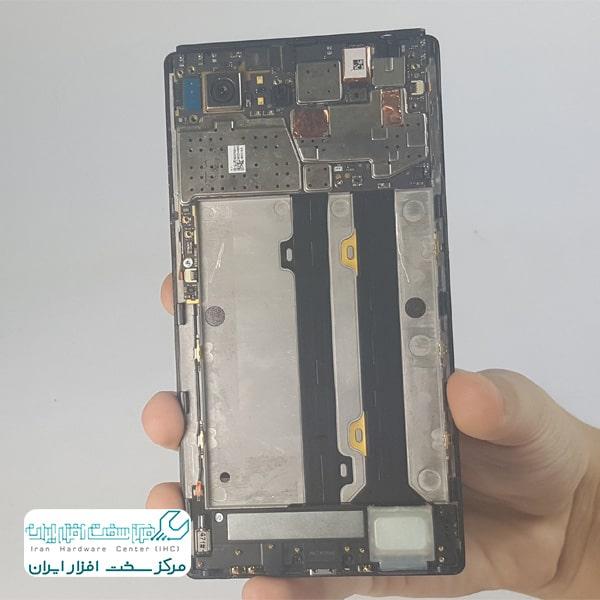 تعمیر برد موبایل لنوو