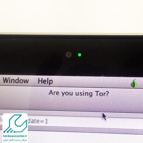 جلوگیری از هک وب کم لپ تاپ لنوو