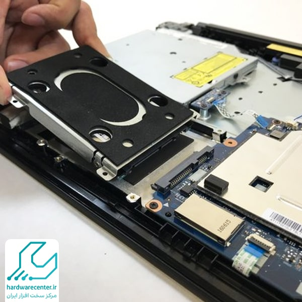 تعمیر هارد لپ تاپ لنوو
