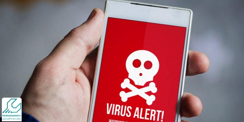 ویروسی شدن موبایل لنوو